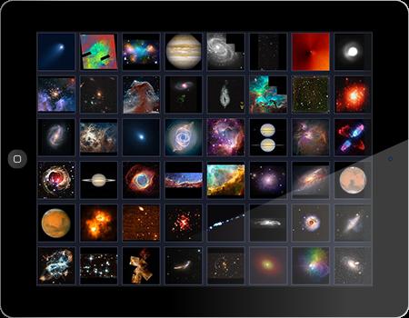 HubbleSIte Gallery