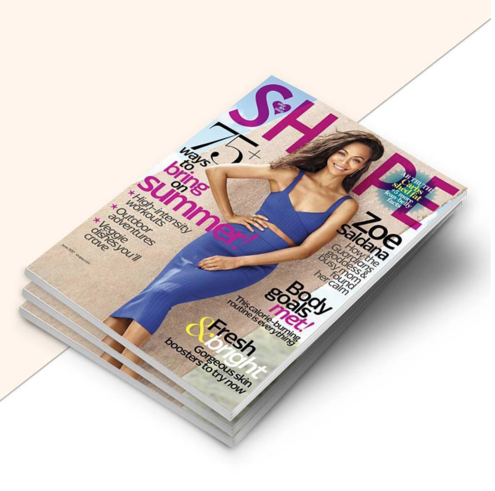 SculpSure® was featured in June 2017 issue of SHAPE magazine to take your abs to the next level!