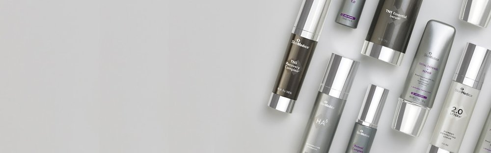 Now offering SkinMedica® Products Online!  - Get SkinMedica® products delivered when and where you need them.