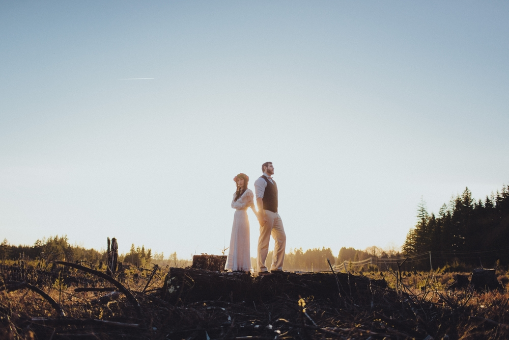 Mary + Mike //Columbia Gorge -Hood River, OR