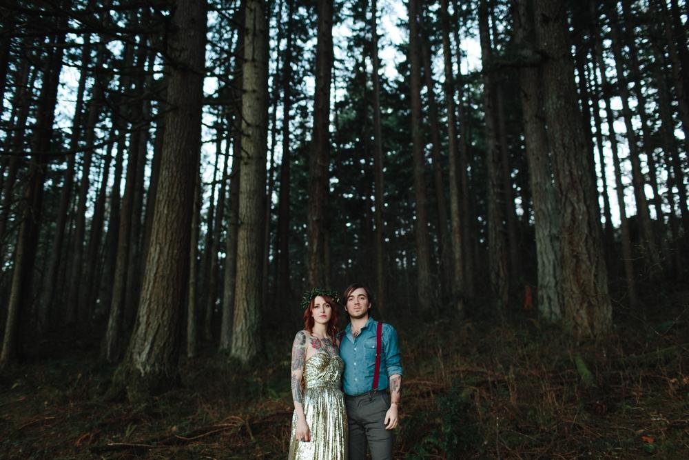 Ginny + Jack //Milo McIver State Park -Salem, OR