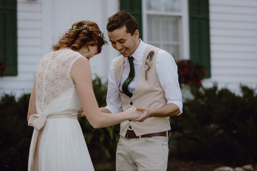 First look at The Farmhouse Weddings by photographer Catalina Jean