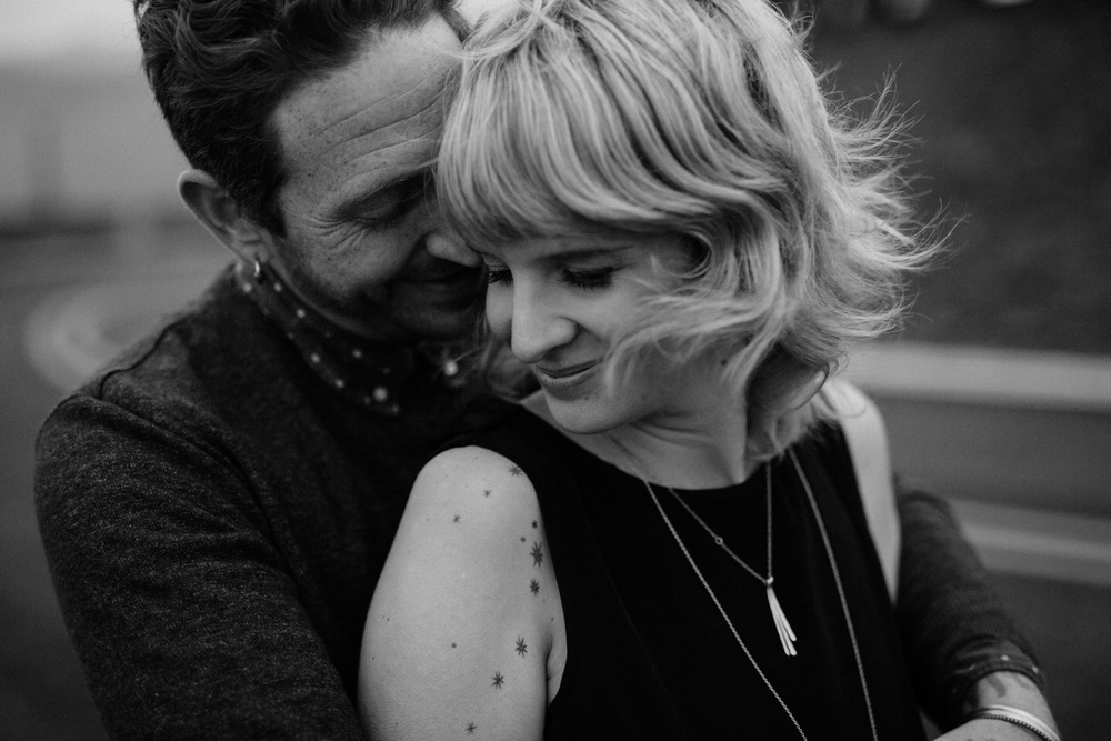 Portland engagement session by wedding photographer Catalina Jean