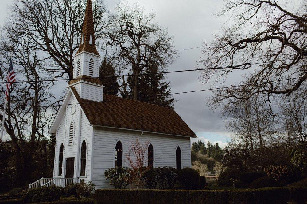 Oaks Pioneer Church in Portland Oregon