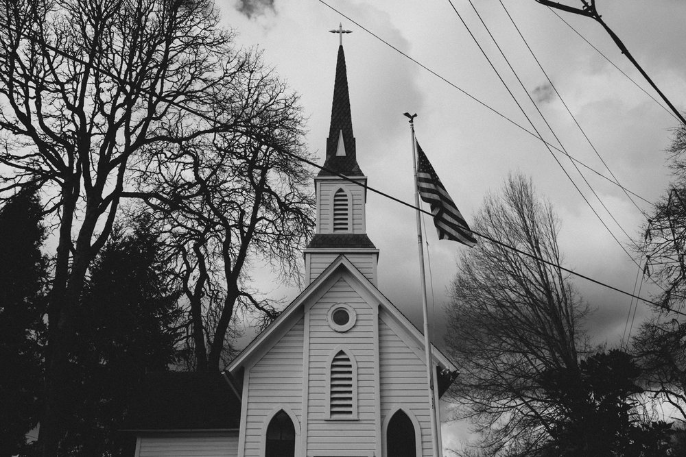 Oaks Pioneer Church Wedding Venue in Portland OR