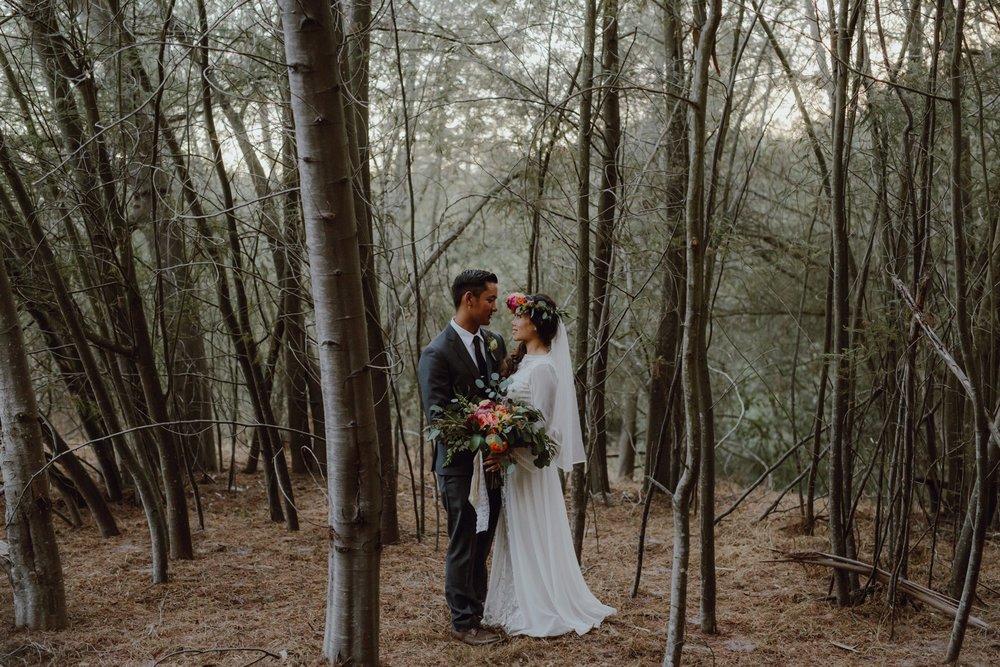 Sand Rock Farm Wedding