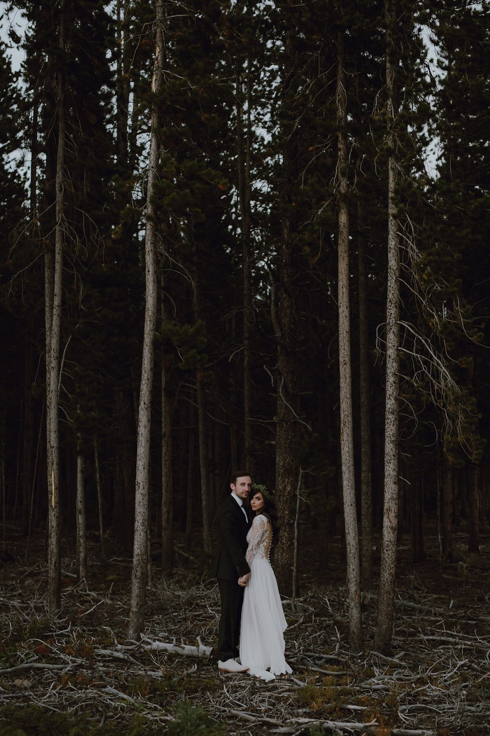 Amy & Cameron // Ten Mile Station // Breckenridge, CO
