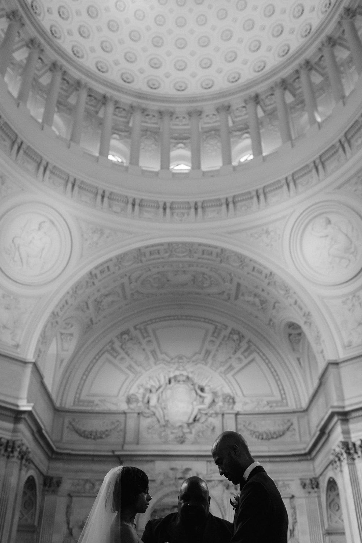 SF City Hall Ceremony Space