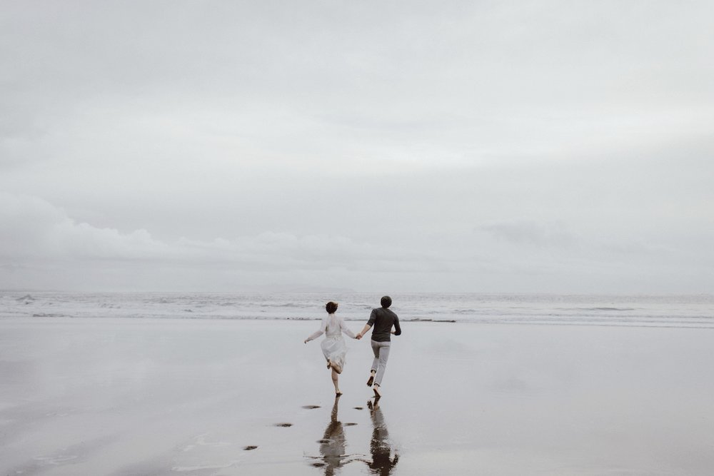 Oregon Coast Engagement FRANCES + JOEL View Post