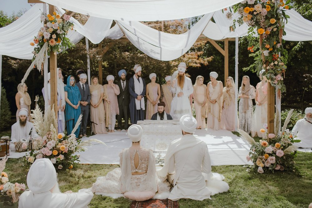 A Sikh wedding in Oregon