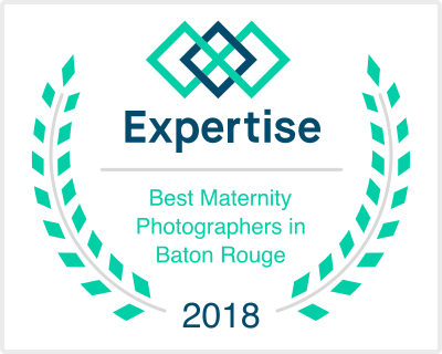 Ranked As Top 11 Maternity photographers in Baton rouge by expertise.com -