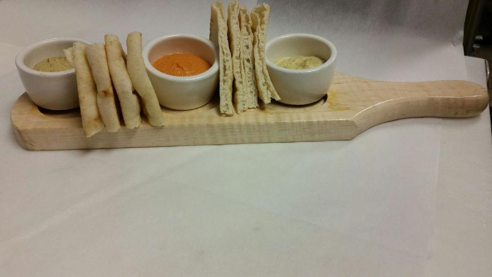 Hummus Trio