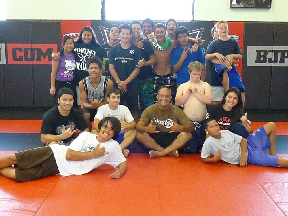 2012 PHYF Class