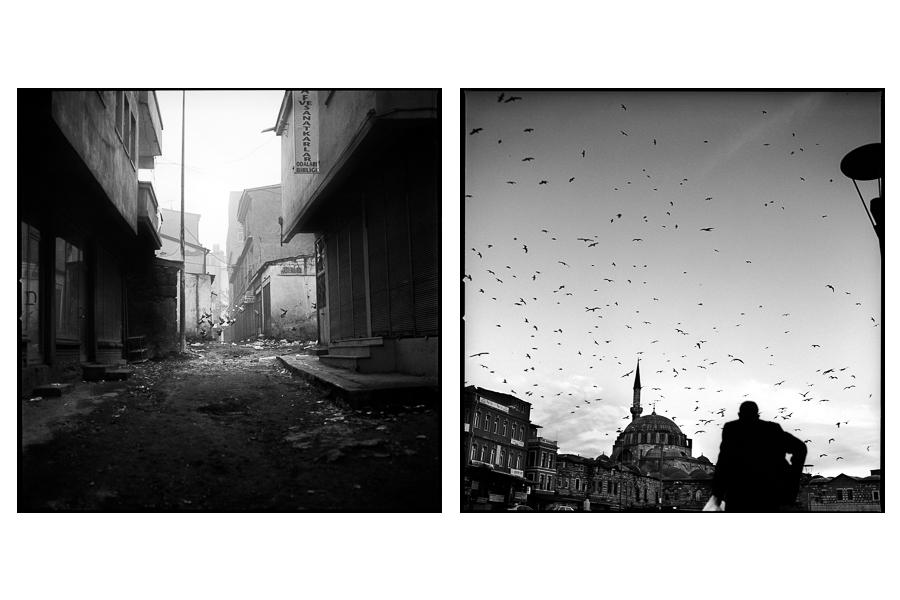 Kars, Turkey / Istanbul, Turkey