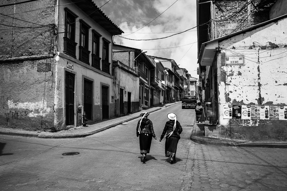 Ecuador: Cañar Migration