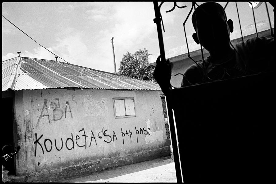 Haiti: Koudeta-sa Pap Pase
