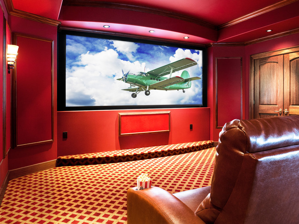 Home Theaters    - view -