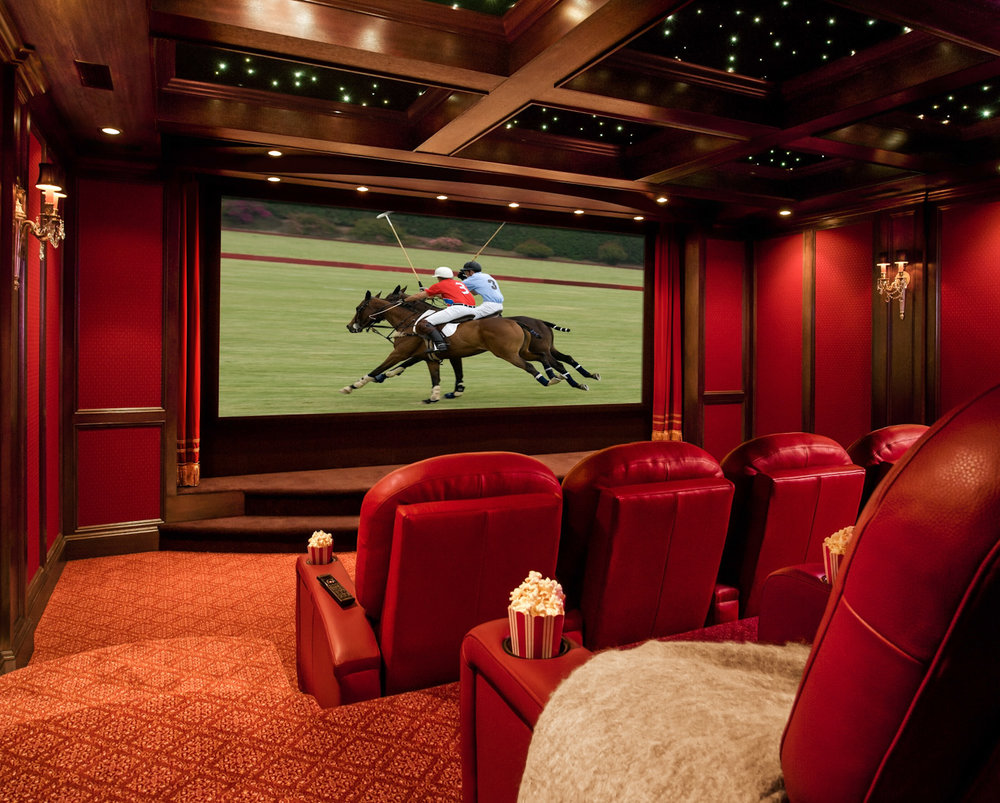 HOME THEATER FEATURE