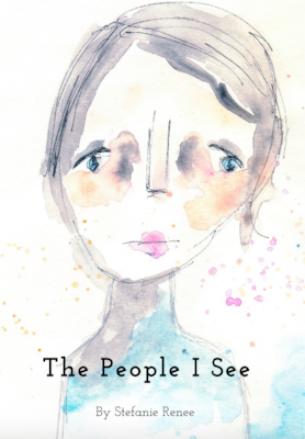 """I'm so excited about finally finishing up the Stef Scribbles Zine """"The People I See"""" ~ it's getting printed now and I will be shipping them out into the world later this month. Why did I not do this sooner? I'm not sure...it was overwhelming and I just couldn't make the move. Not sure how now is different but I started and couldn't stop. I changed the format a few different times and the layout more than a few times and I think this latest one...well I don't think...I know it is. It's the final one for this iteration. I might do more, not sure but what I do know is that it was really fun and I'm super happy about how it turned out.  It was great revisiting old ones and creating new ones that you all haven't seen. Have I said I'm excited about sharing it?!! Well I am...  You can order yours in the shop  here"""