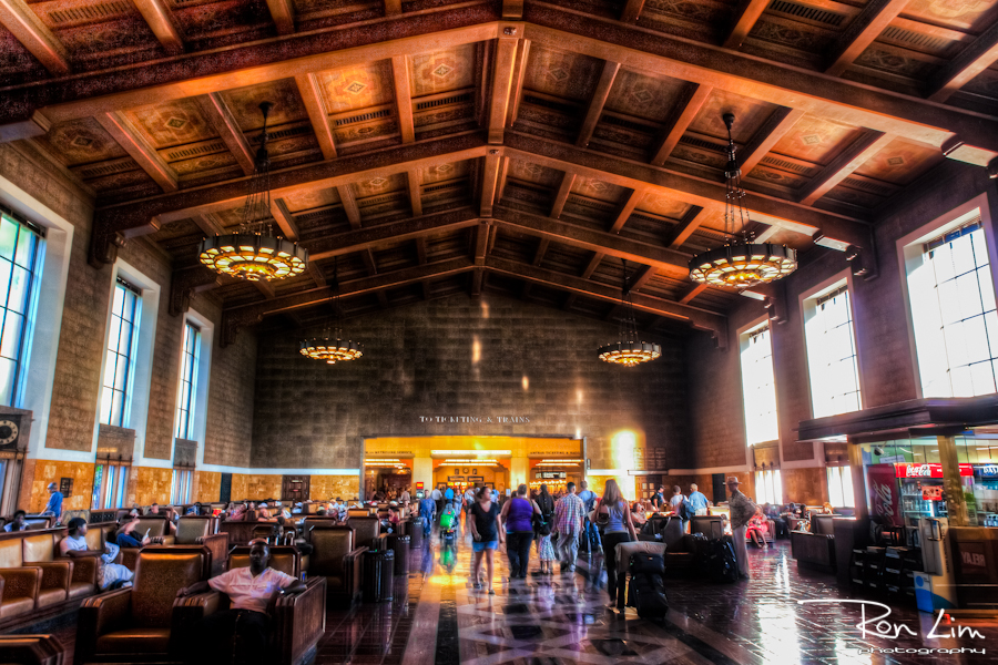 RLP-HDRFriday - Union Station - Los Angeles