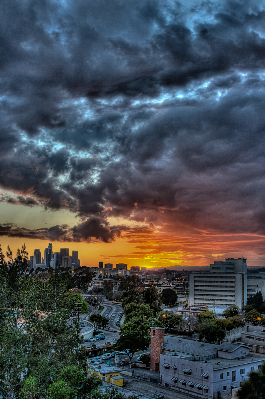 HDR Friday - Los Angeles