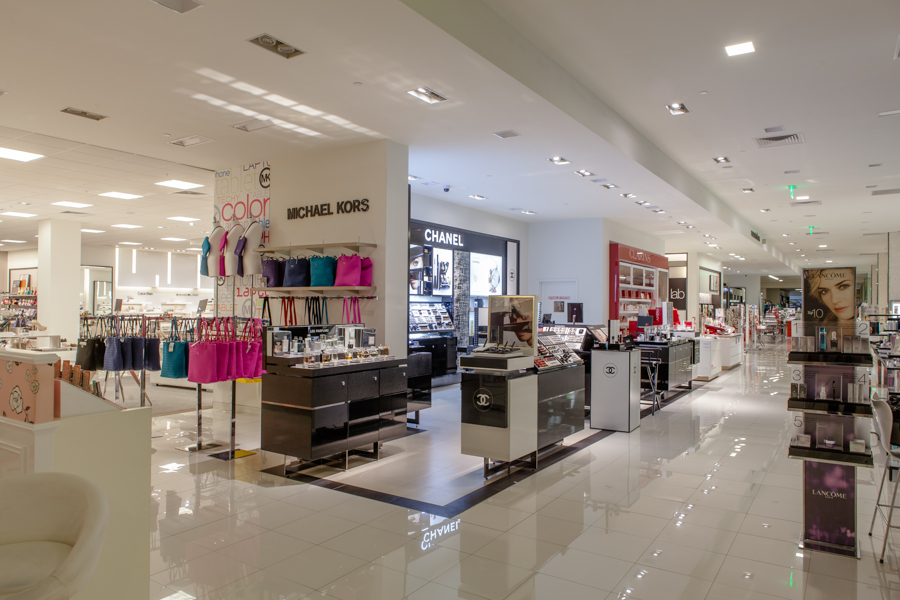 Interior/Construction Photography - Alta Construction - Macy's ...