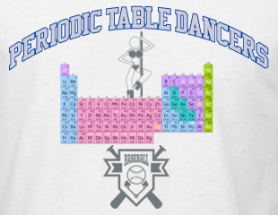 The Periodic Table Dancers, 2016