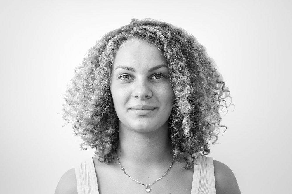 Vera Johanne Aagaard Hertz Office Assistant vh@effekt.dk