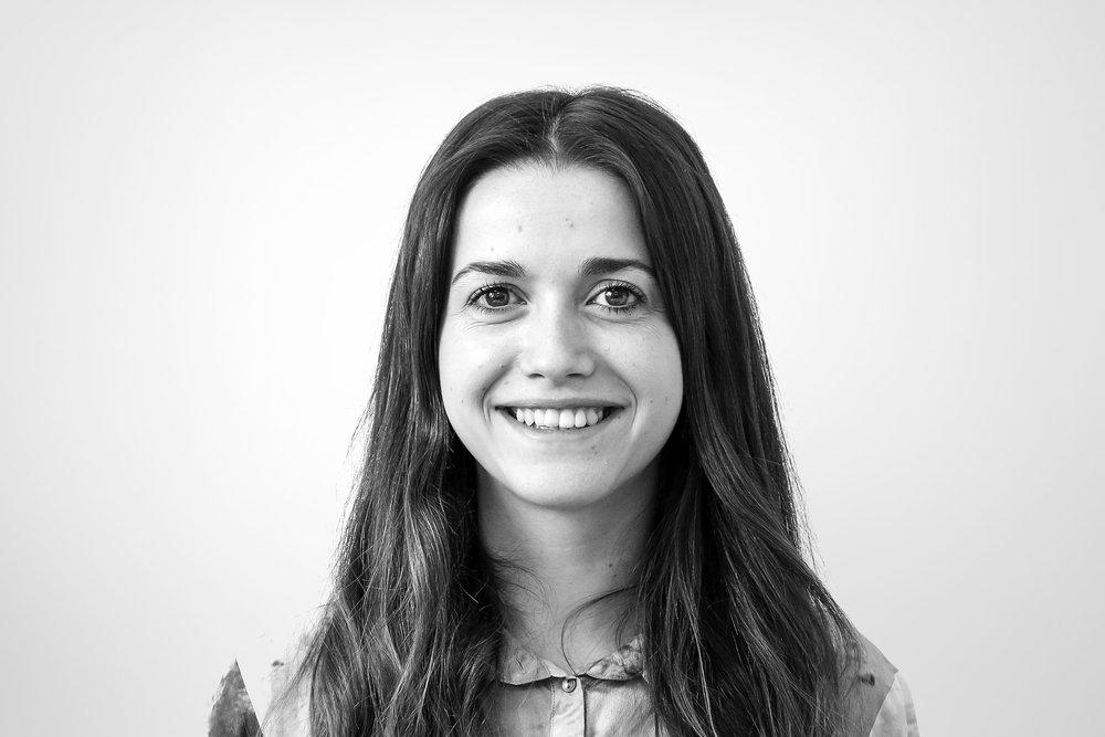Ina Sefgjini Junior Architect is@effekt.dk