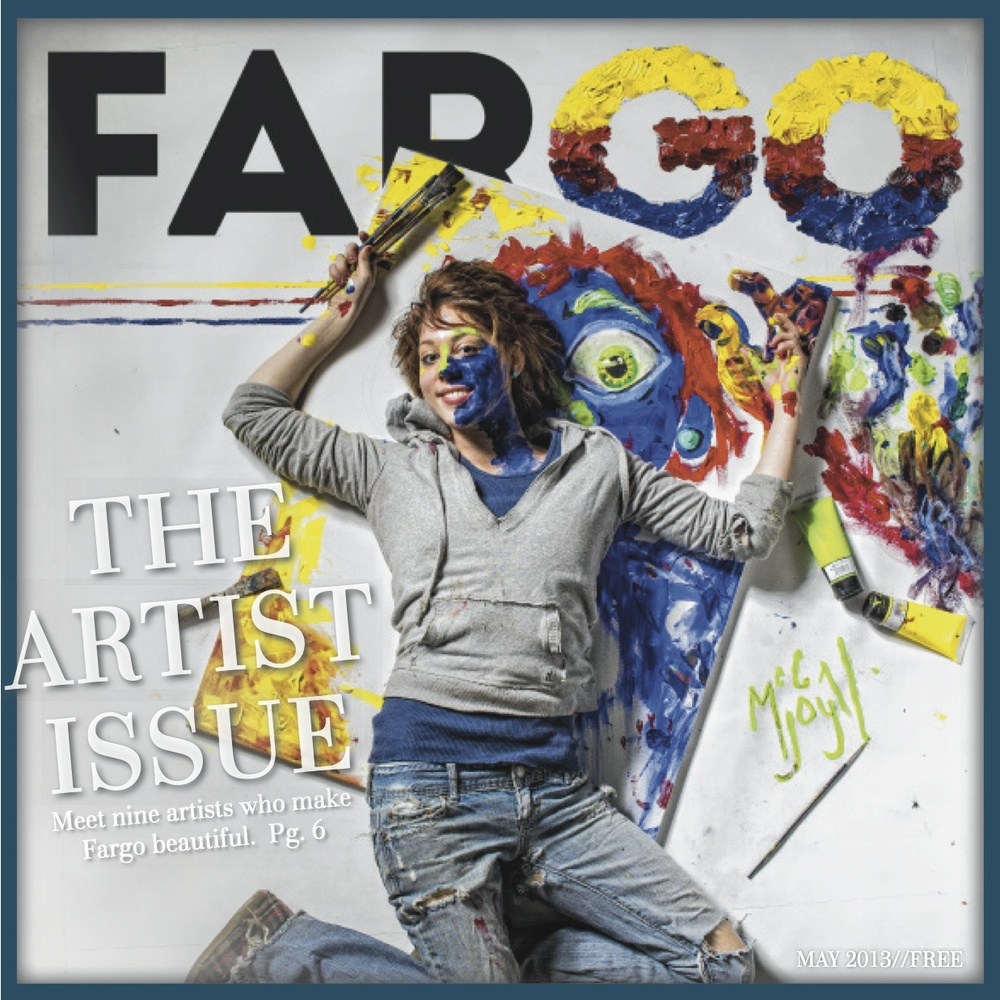 Fargo Monthly Magazine- May Issue 2013