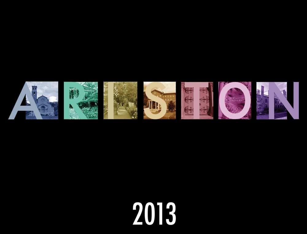 Ariston 2013 Cover