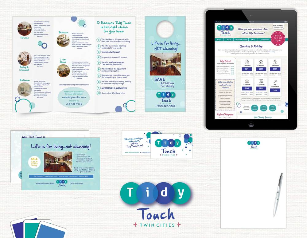 Tidy Touch Twin Cities