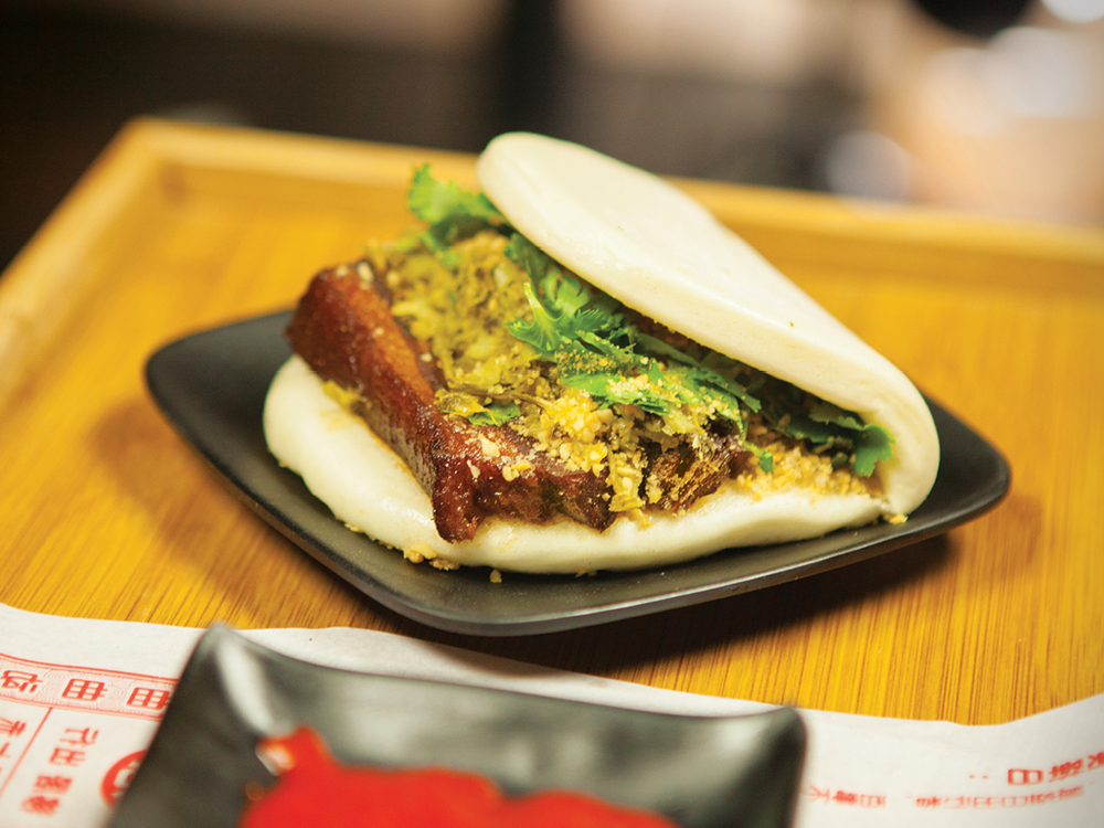 Pork Belly Gua Bao  焢肉刈包