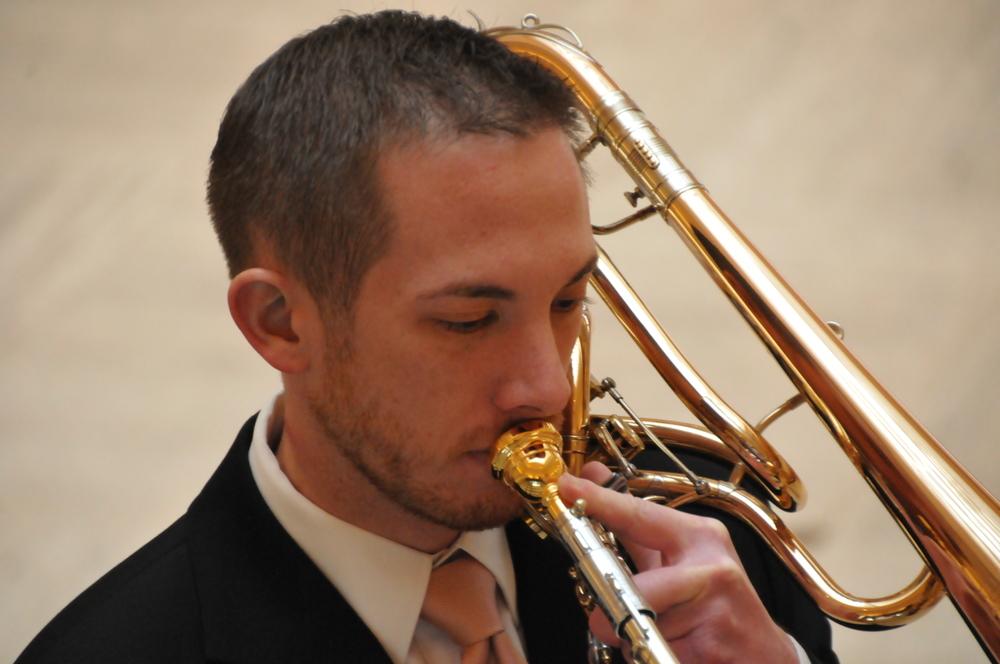Alan Carr, bass trombone