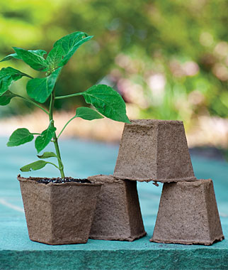 Burpee Plantable Seed Starting Pots