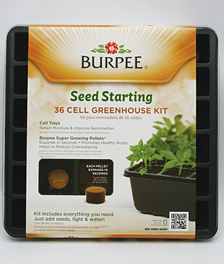 Burpee 36 Cell Seed Starting