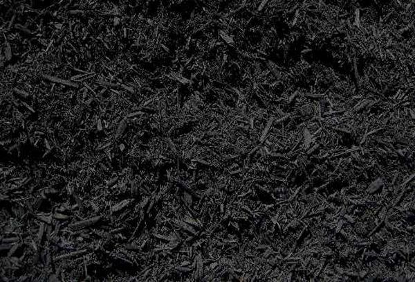 Dyed Black