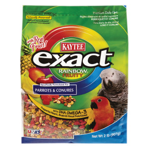 Kaytee Rainbow Parrot and Conure Food