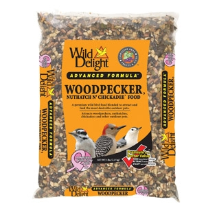 Wild Delight Woodpecker, Nuthatch, and Chickadee Food