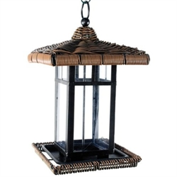 Audubon Carriage Lantern Bird Feeder
