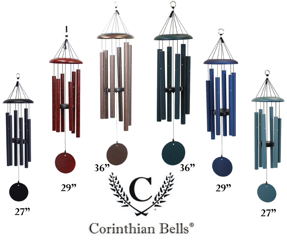 Corinthian Bells Wind Chimes Jamestown Feed and Seed