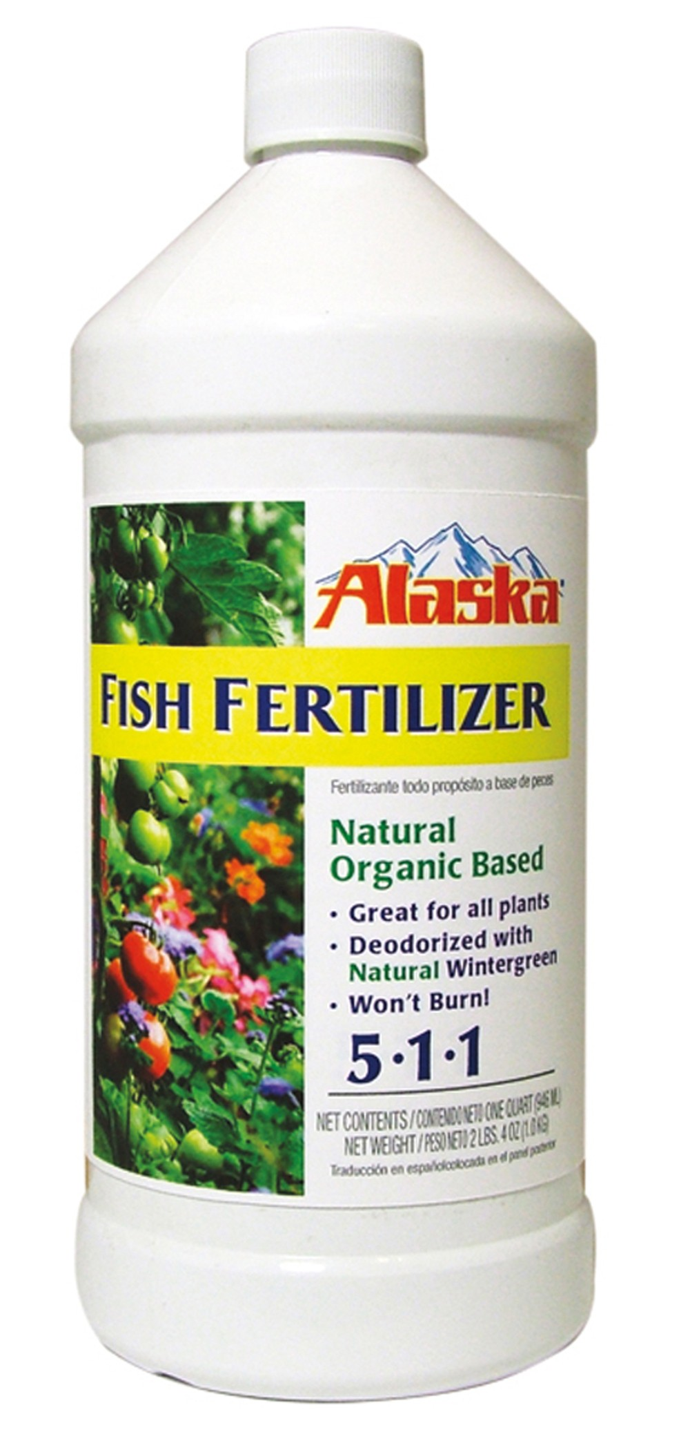 Fertilizers feed and weed control jamestown feed and seed for Organic fish fertilizer