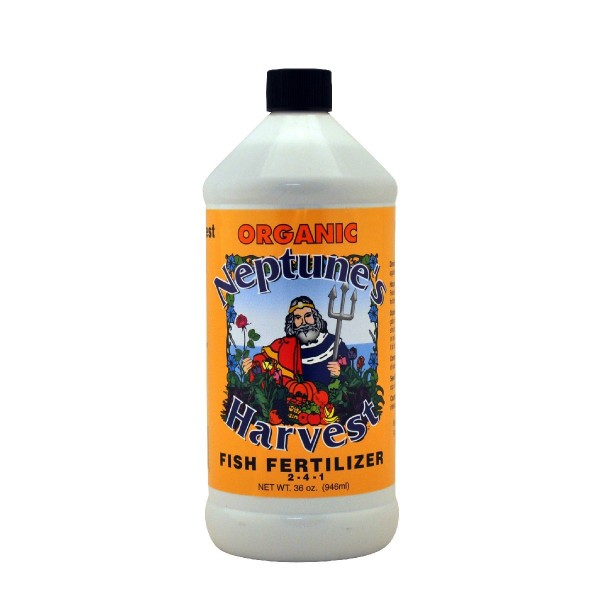 Neptune's Harvest Fish Fertilizer