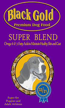 Black Gold Super Blend Formula