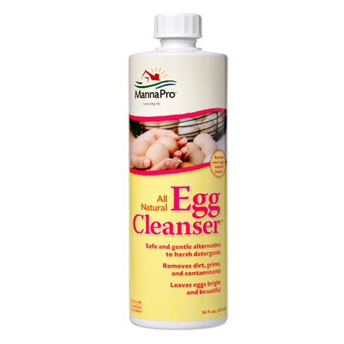Manna Pro Egg Cleanser