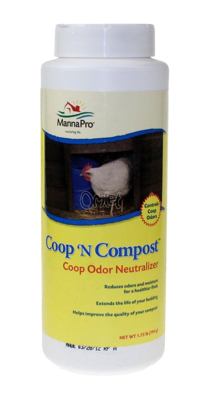 Manna Pro Coop N' Compost Coop Odor Neutralizer