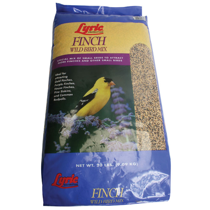 Lyric Finch Wild Bird Mix