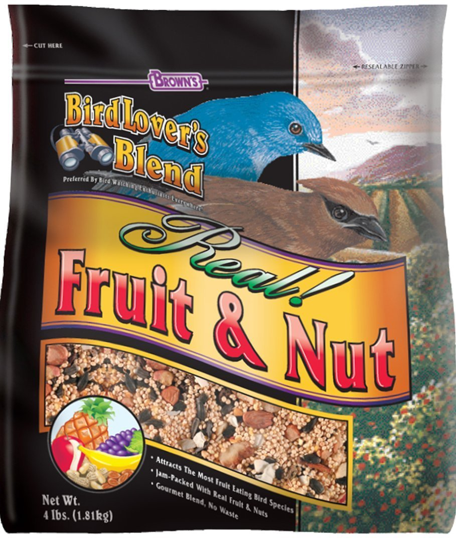 Brown's Bird Lover's Blend Real Fruit and Nut