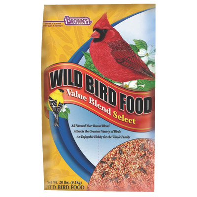 Brown's Wild Bird Food Value Blend