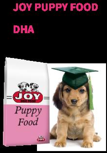 Joy Puppy Food